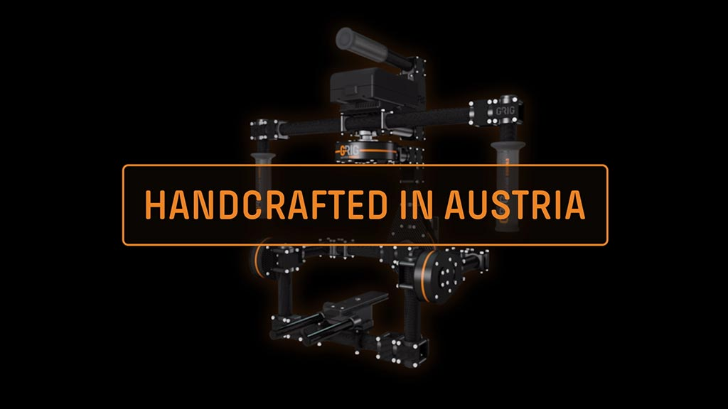 HANDCRAFTED IN AUSTRIA